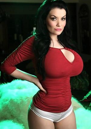 Big Tits Panties Porn Pictures
