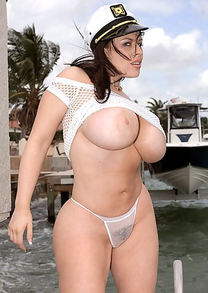 Big Tits Thong Porn Pictures