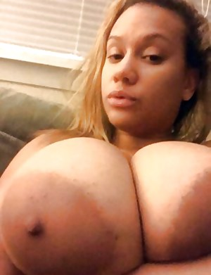 Big Tits Selfshot Porn Pictures